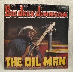 Big Jack Johnson - The Oil Man (1987)