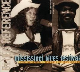 Jessie Mae Hemphill, Hezekiah & The House Rockers - Mississippi Blues Festival (2003)